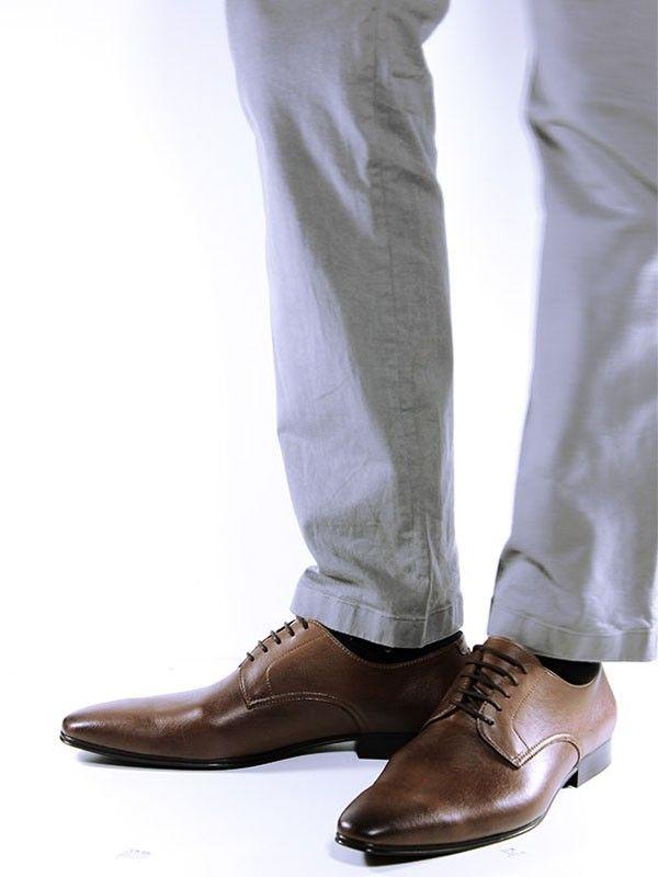 Vegan Vegetarian Non-Leather Mens Smart Black Shoes Slim Sole Smart Shoe
