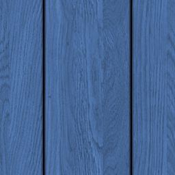 Deep Ocean Blue Wood Stain For The Picnic Table