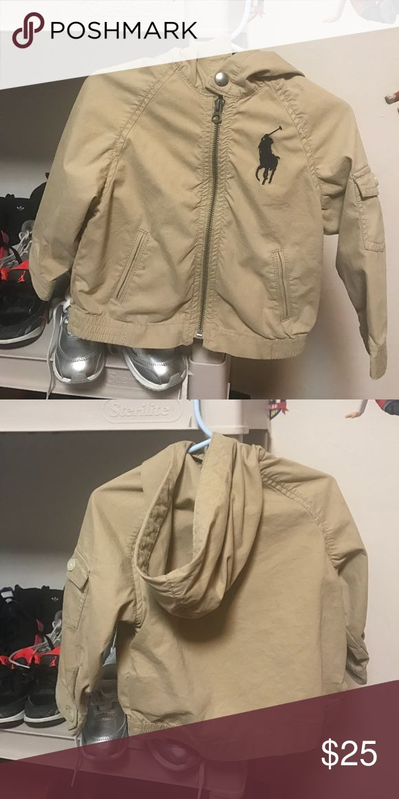 Polo Jacket  24 months Excellent condition! Polo by Ralph Lauren Jackets & Coats
