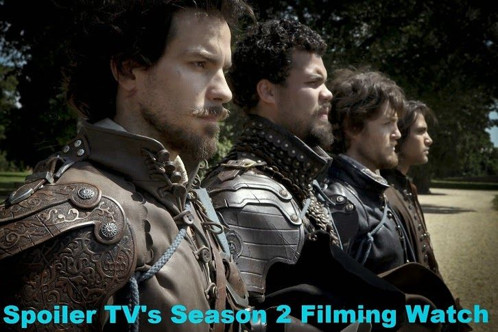 The Musketeers - Season 2 - Filming Updates & Speculation [UPDATED 20/11/14] | Spoilers  Season 2 to debut (in the states) sometime in the spring, 2015.