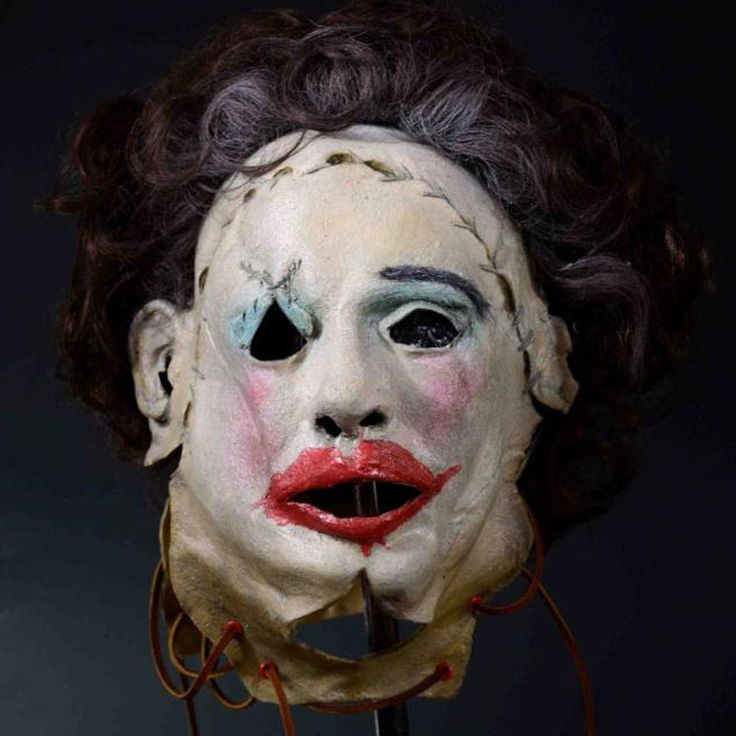 *PRE-ORDER ITEM! Trick or Treat Studios and Radar Licensing are proud to present the officially licensed Texas Chainsaw Massacre - Leatherface 1974 Pretty Women Mask. Sculpted by Connor Deless, this m