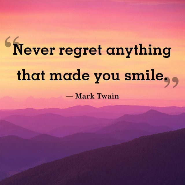 Never Regret Anything That Made You Smile Quote Tattoo: 2592 Best Best Quotes Board Images On Pinterest