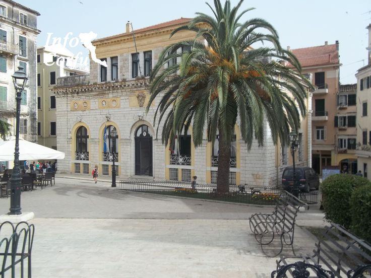 Plaza San Giacomo-Πλατεία Δημαρχείου http://www.infocorfu.gr/san-giacomo-square.html
