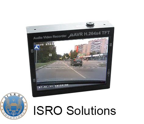 MAVR H.264X4 TFT Video Recorder ISR-D123 The video recorder is intended for professional recording of video and audio data either from an external source or from a built-in video camera and microphone onto SD or SDHC flash memory cards.