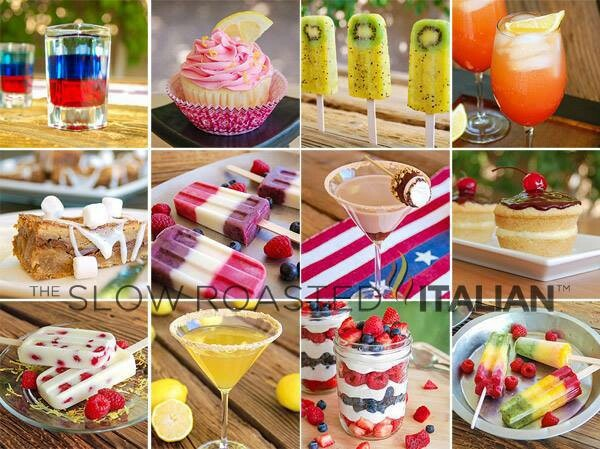 memorial day dessert ideas