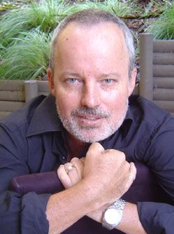 Michael Robotham, author of: Bleed for Me; The Wreckage; Bombproof; Shatter; The Night Ferry; The Drowning Man; The Suspect