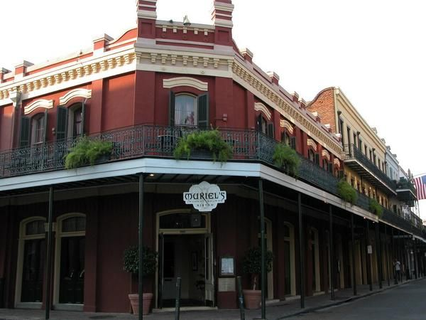 Muriel's, New Orleans