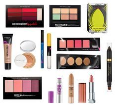 NEW Maybelline & L'Oreal 2017 Products Now Available Online | Nouveau Cheap