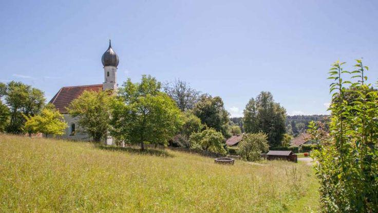 Berg (Starnberger See)-Harkirchen, Filialkirche St. Peter und Paul