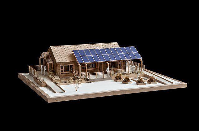 Update: Solar Decathlon 2011,4D Home / Massachusetts