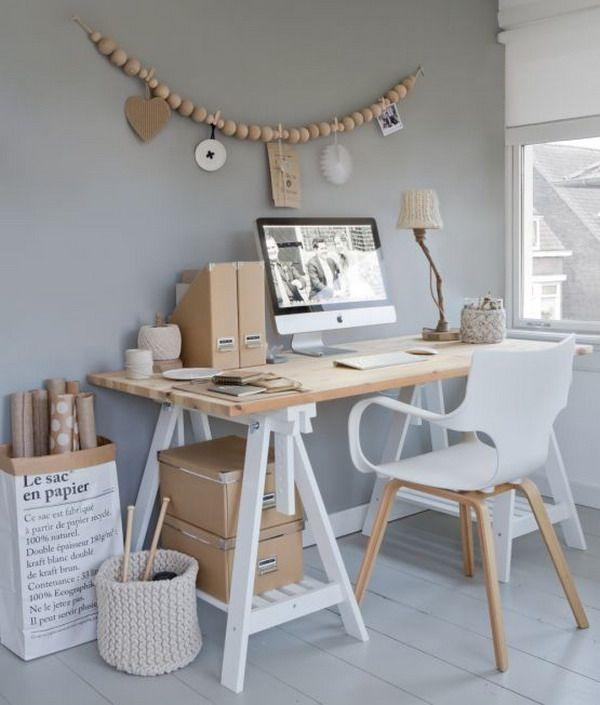 Pequeñas oficinas en casa