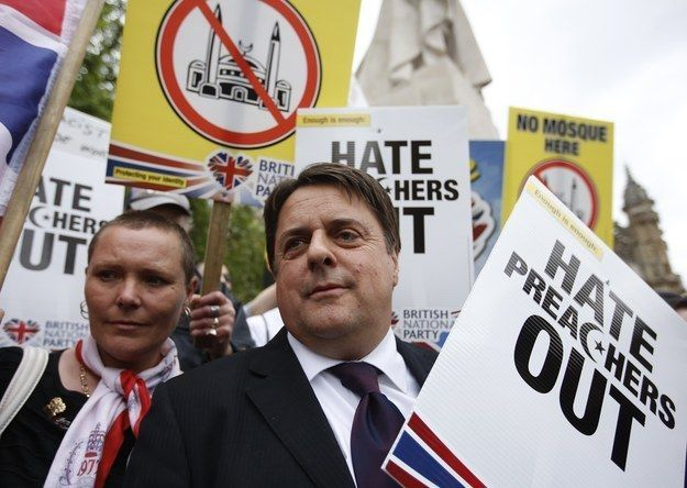 Nick Griffin, the former leader of the far-right British National Party, has said he will vote for UKIP in the future. | Nick Griffin Is Now Voting For UKIP