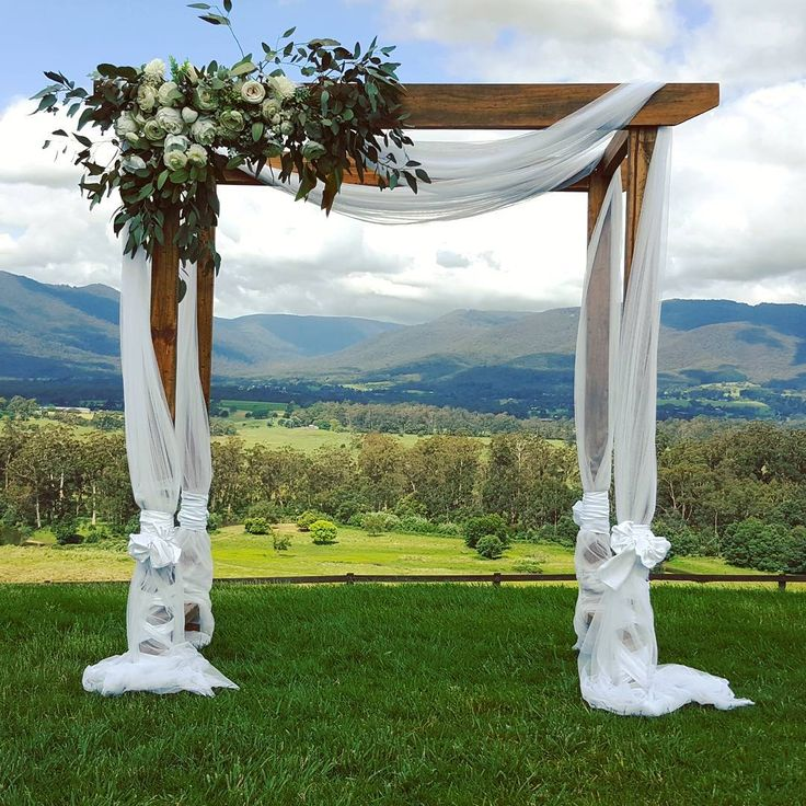 Wood Arch Decorations Ideas: 82 Best The Wedding Arch By Ceremonies I Do Images On
