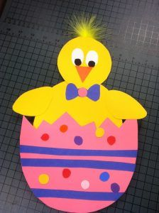 Easter-Chick-Craft-for-kids