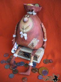 Сказки у камина...: Мешки бывают разные, или опять примитивы (часть 2)