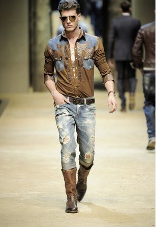 25  best ideas about Men's Cowboy Fashion on Pinterest | Men's ...