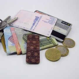 Fizig pinza para billetes #moneyclip #difondere