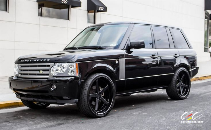 2006 Range Rover HSE by CEC in Los Angeles CA . Click to view more photos and mod info.