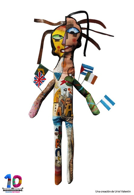 Xul Solar / Art Doll Premium by MEDIODESCOCIDO