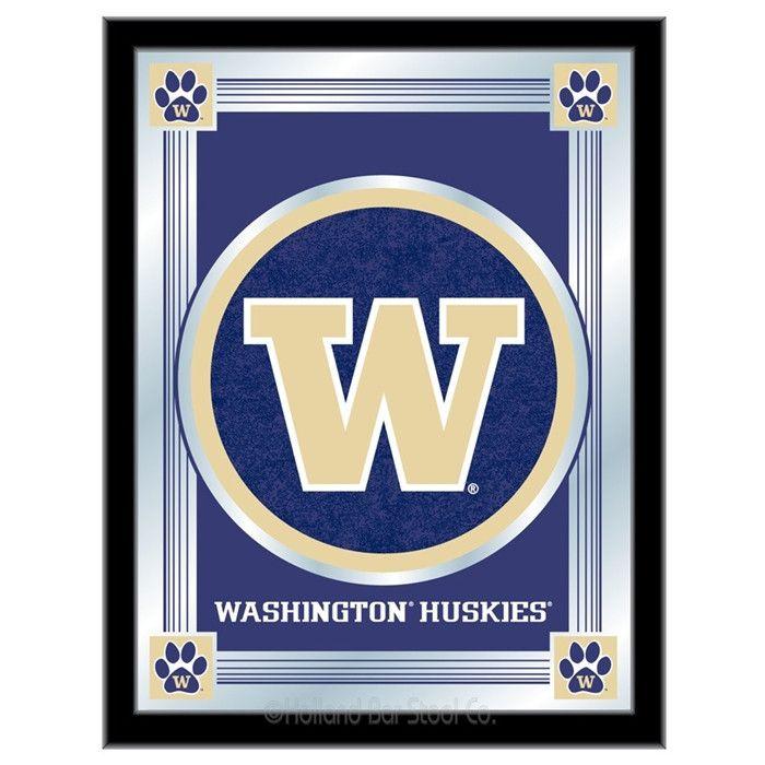 University of Washington Logo Mirror
