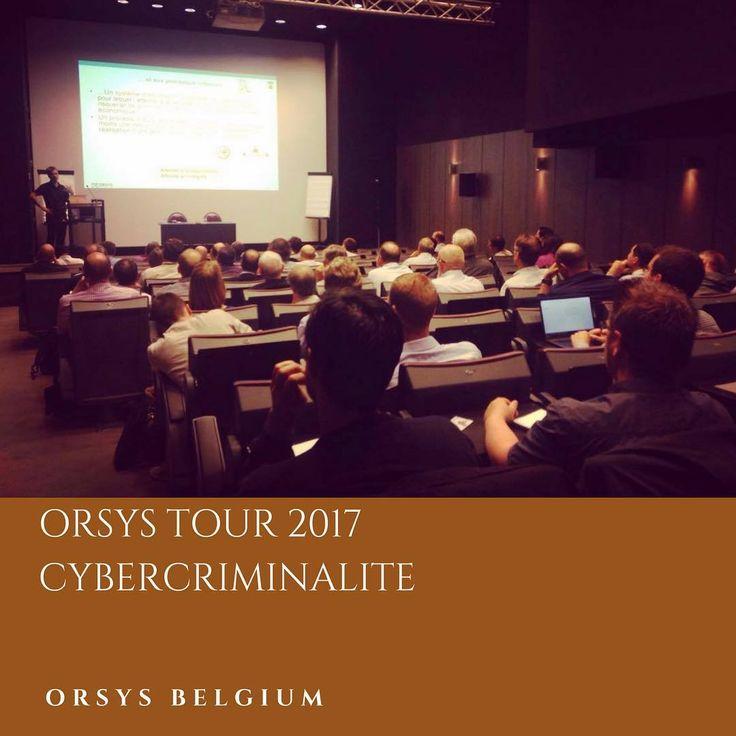 """La semaine dernière, notre conférencier expert Pascal Gouache était au @marivauxhotel de Bruxelles pour animer sa conférence sur la """"Cybercriminalité et cyber guerre"""" 🔒 un succès !  #orsys #orsysformation #orsystour #belgium #belgique #bruxelles #brussels #bruxellescity #bruxellestagram #marivaux #hotel #conference #confcybercrime #cybercrime #cyber #security #securite #espionnage #soc #dgsi #cybercriminalité #loi #programmation #randomwave #skimming #cyberguerre #expert #salle #photography"""