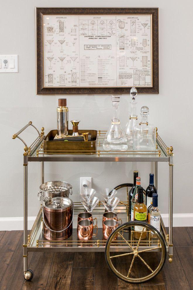 Домашний мини-бар: 80 лучших интерьерных идей для создания небольшой винотеки http://happymodern.ru/domashnij-mini-bar/ Мини бар в ретро стиле