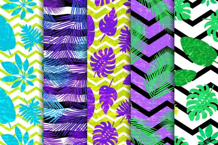 Bright jungle By Alla_Ri_Shop