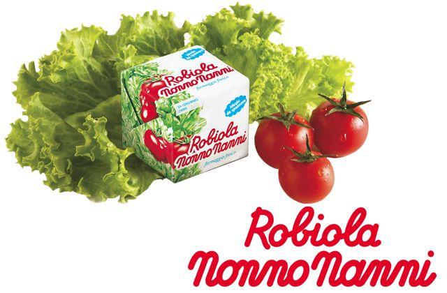 Classico formaggio per spuntini leggeri e appetitosi, la Robiola Nonno Nanni al naturale si propone con gusto cremoso e leggermente acidulo. È un formaggio ideale per iniziare o finire gradevolmente i pasti, soprattutto se spalmato sul pane fresco.