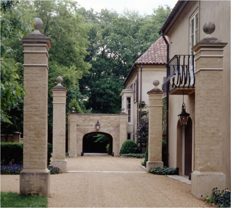 17 best images about h o m e bobby mcalpine design on for Porte cochere