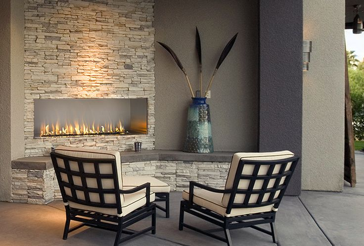 Best 25 Outdoor Gas Fireplace Ideas On Pinterest
