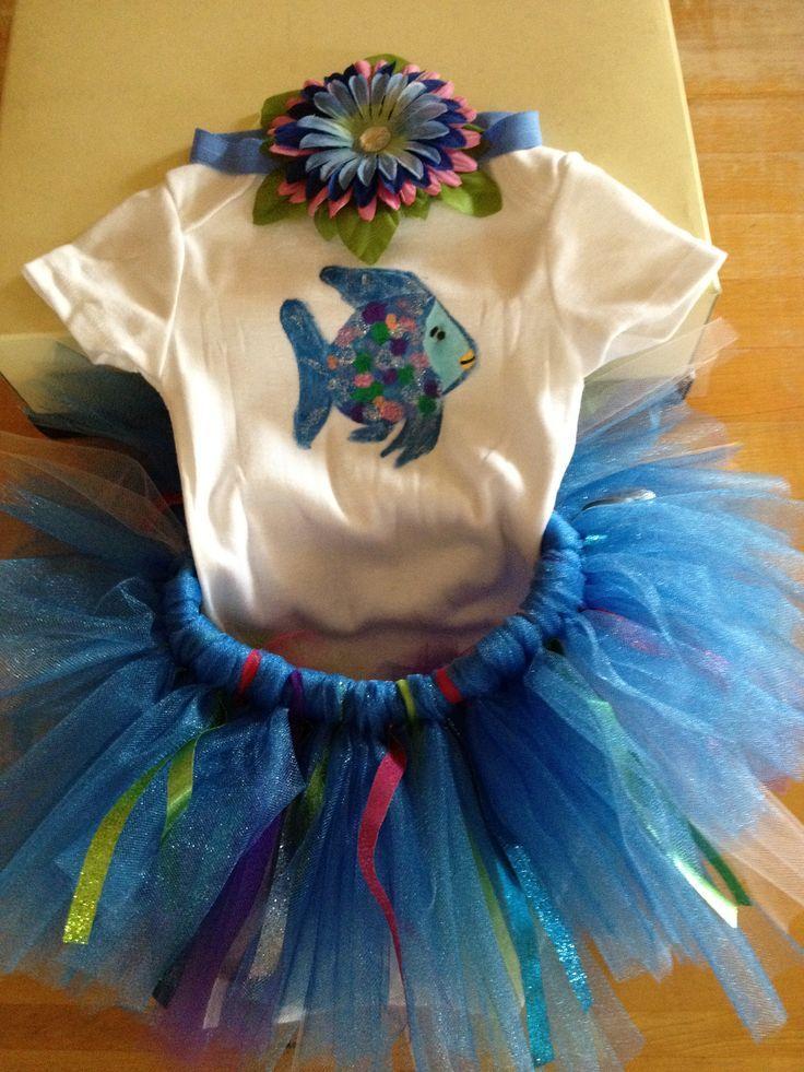 Fisch Kostüm Kind