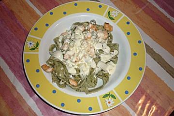 Pasta - Salmon Ricotta