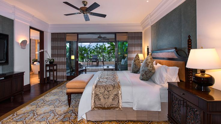Orchid Suite Guest Room