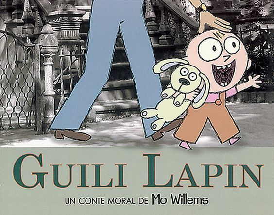 Guili Lapin semaine 27 (2015-2016) - école petite section