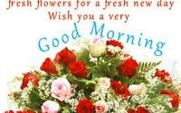 Latest good morning sms in english