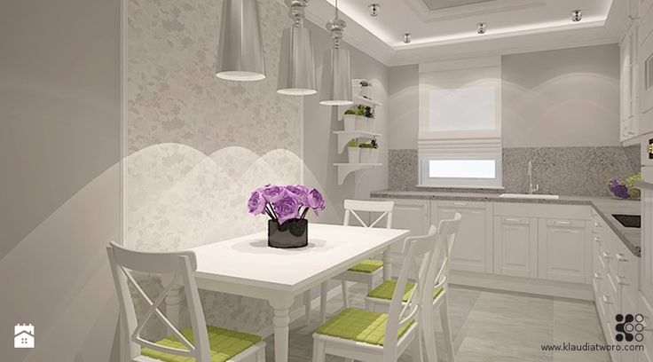 Kuchnia - zdjęcie od Klaudia Tworo Projektowanie Wnętrz - Kuchnia - Klaudia Tworo Projektowanie Wnętrz