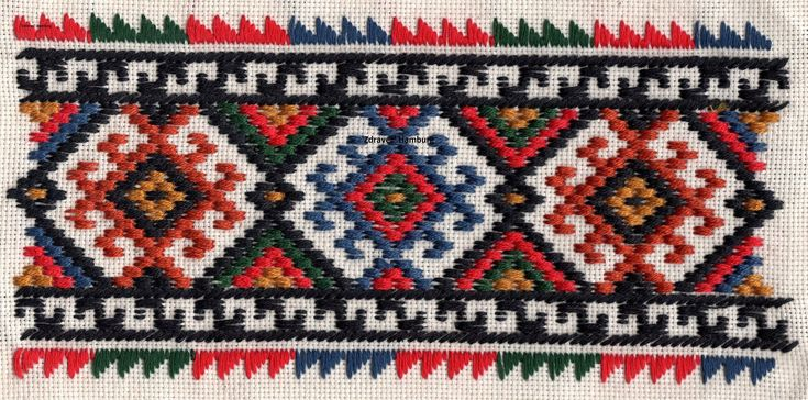 Lovech embroidery