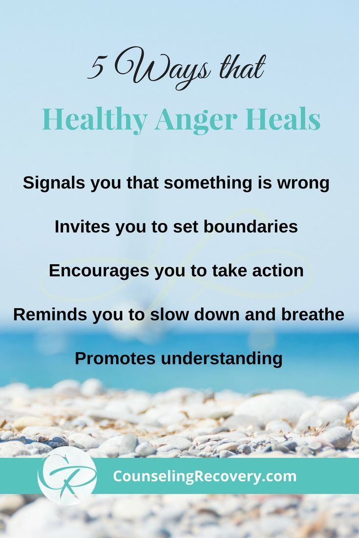 How Healthy Anger Can Actually Empower You And Your Relationship