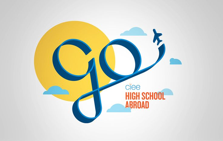 CIEE - Study Abroad on Behance | Get Cultured DFW | Study