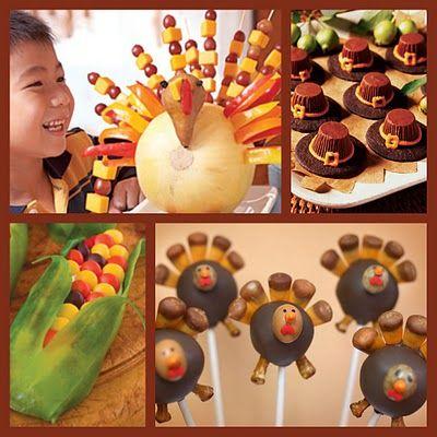 Birthday Party Blog: Thanksgiving/ Turkey