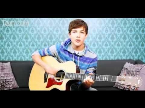 Austin Mahone - Say Somethin Chords - AZ Chords