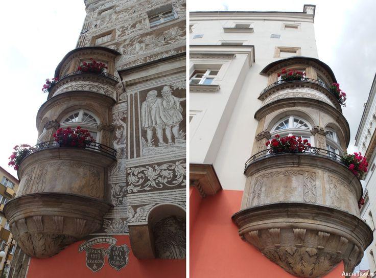 Dom pod Przepiórczym Koszem w Legnicy | ArchiTrav