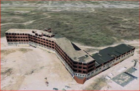 Waverly Hills Sanatorium in Louisville, Kentucky