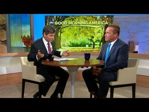 Arnold Schwarzenegger Interview on Affair with Maid, Maria Shriver and N...