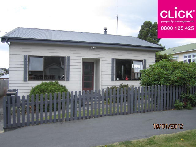 Warm and Cosy with Great Fire for rent   Click Property Management - Rental Property Managers - Letting Agents - Dunedin, New Zealand