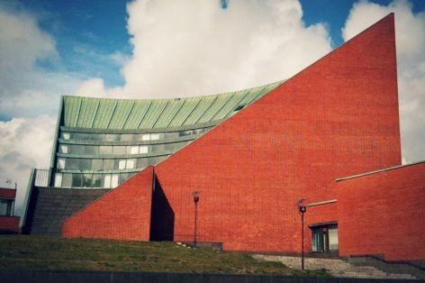 Helsinki University of Technology TKK, via Flickr.