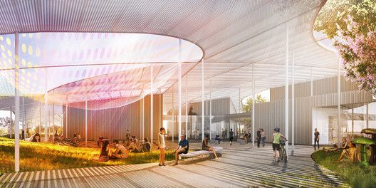 UC Davis Selects SO-IL to Design New Art Museum,Courtesy of SO-IL
