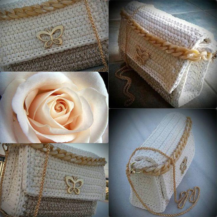 "Passionis handmade accessories (@passionis_handmade_accessories) στο Instagram: ""''Ερατώ'' ❤ #passionis_handmade_gr #bag  #handmade #madeingreece #unique #fashionbag #stylish…"""