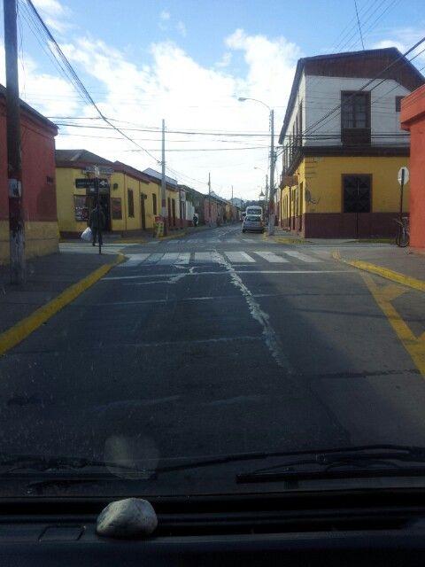 Casco antiguo de la serena! Visit www.lascubasdecydonia.cl chile