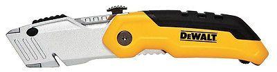 NEW Dewalt DWHT10035 Folding Retractable Utility Knife (Authorized Dealer)